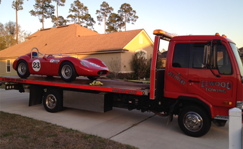 Full-Service Towing & Roadside Assistance