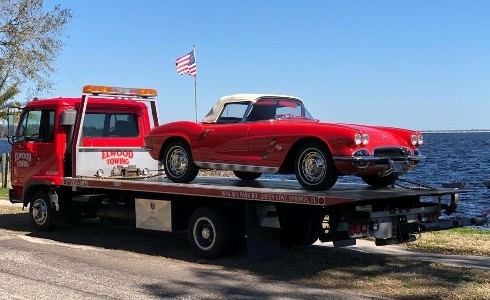 Full-Service Towing & Roadside Assistance - Corvette