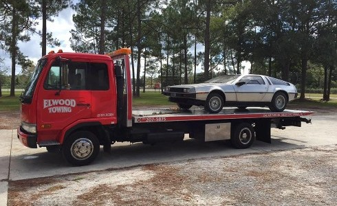 Full-Service Towing & Roadside Assistance - DeLorean